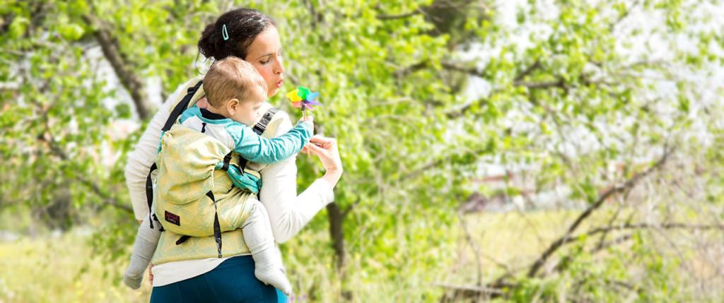 Emeibaby nosiljke rastu zajedno sa decom, zahvaljujući panelu koji se podešava