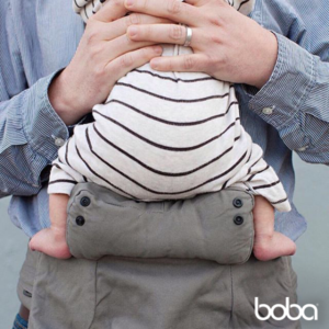boba 4g carrier infant insert