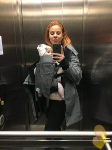 hoppediz babywearing jacket 4in1 soul anoona