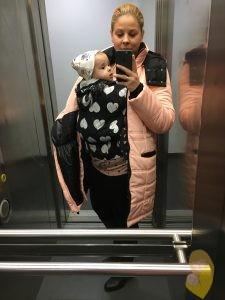 i love mum pri mamici zimska jakna plasc 1