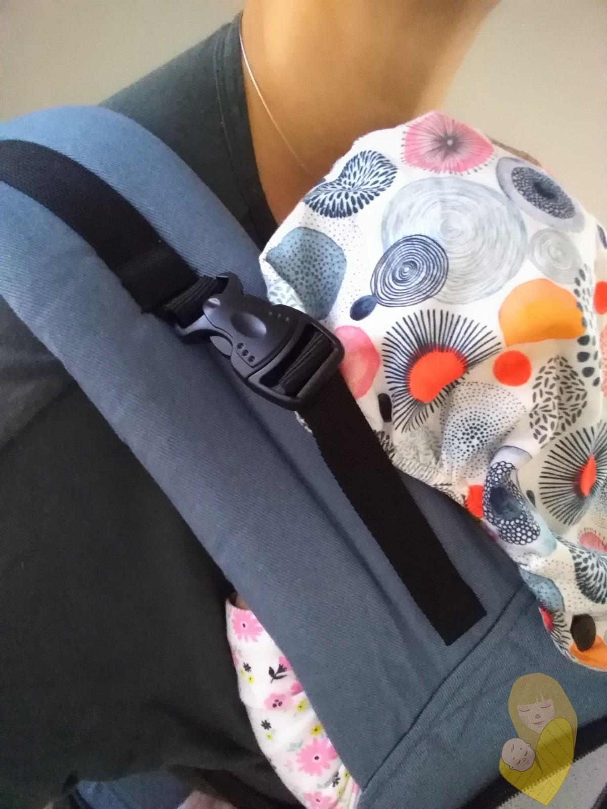 ab18824c2 Recenzija  Love and Carry AIR nosiljka za bebe